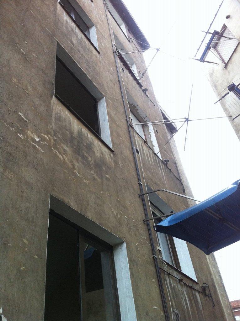 fachada vieja antes de arreglar
